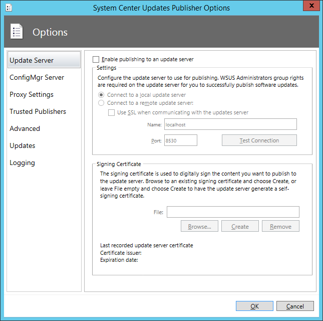 Hands on with the new System Center Updates Publisher (2018